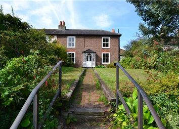 Thumbnail 3 bed semi-detached house for sale in Manor Road, Wallington, Surrey