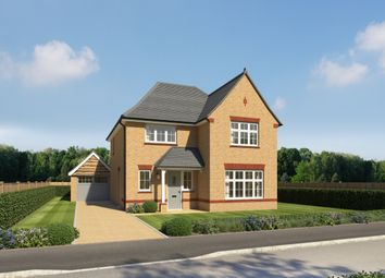 Thumbnail 4 bedroom detached house for sale in Eaton Green Heights, Kimpton Road, Luton