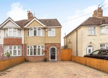 5 bed semi-detached house for sale in Cricket Road, Oxford OX4