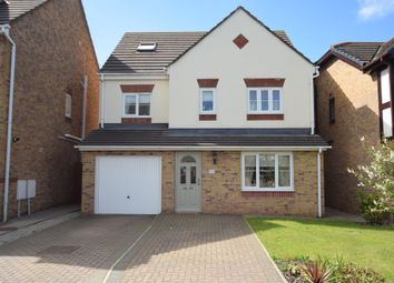 Thumbnail 5 bed detached house for sale in Farnham Close, Barrow-In-Furness