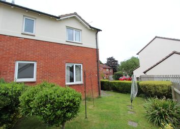Thumbnail 1 bed terraced house for sale in Bretteville Close, Woodbury, Exeter