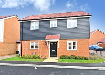 Thumbnail 3 bed detached house for sale in Navigation Drive, Yapton, Arundel, West Sussex