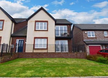 Thumbnail 2 bed flat for sale in Waters Edge Close, Whitehaven