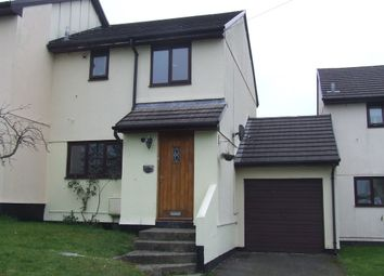 Thumbnail 3 bed semi-detached house to rent in Abbots Meadow, Chittlehampton, Umberleigh