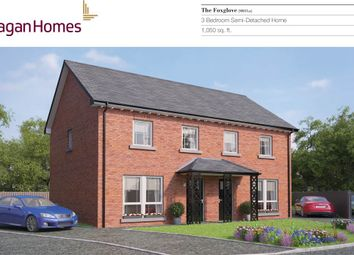 Thumbnail 3 bed semi-detached house for sale in 15, Windrush Park