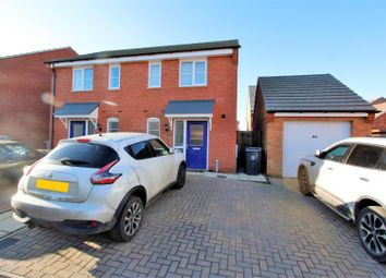 2 bed semi-detached house for sale in Great Leighs, Bourne PE10