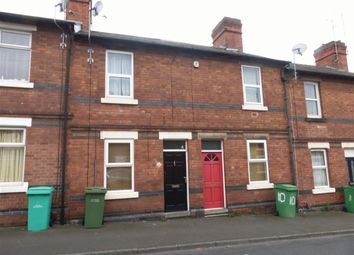Thumbnail 2 bed terraced house to rent in Chandos Street, Nottingham