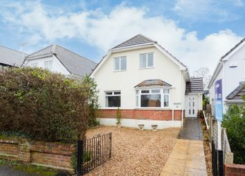 Thumbnail 5 bed detached house for sale in Arley Road, Whitecliff, Poole, Dorset