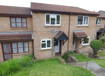 Thumbnail 2 bed terraced house for sale in Liddle Way, Plympton, Plymouth