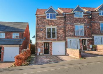 Thumbnail 3 bed town house for sale in Steeple Grange, Spital, Chesterfield