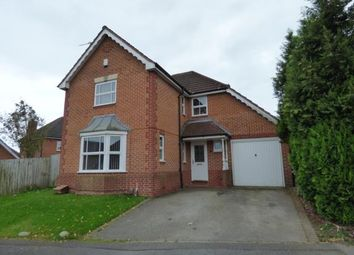 Thumbnail 4 bed detached house for sale in Berristow Grange, Sutton-In-Ashfield, Nottinghamshire