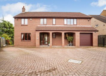 Thumbnail 4 bed detached house for sale in Park Close Scotby, Carlisle