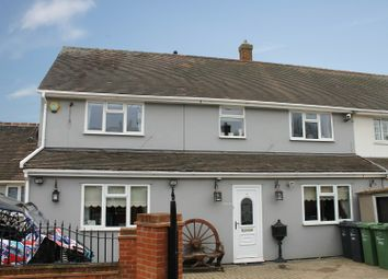 Thumbnail 5 bed semi-detached house for sale in Mead Grove, Romford, Essex