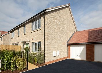 "Thumbnail 3 bed property for sale in ""Elsenham"" at Pudding Pie Lane, Langford, Bristol"