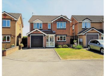 Thumbnail 4 bed detached house for sale in Farm Lea, Stoke-On-Trent