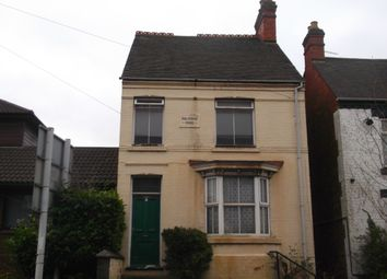 Thumbnail 1 bed flat to rent in Watling Street, Wilnecote, Tamworth