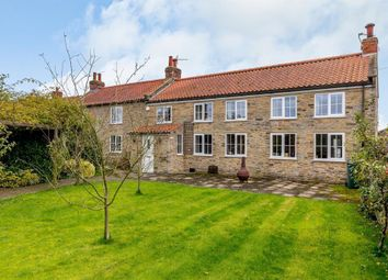 Thumbnail 4 bed semi-detached house for sale in Yearsley, Brandsby, York