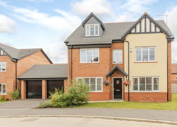 Thumbnail 5 bed detached house for sale in Clarence Drive, Cuddington
