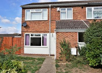 Thumbnail 3 bed semi-detached house for sale in Nuffield Close, Bicester