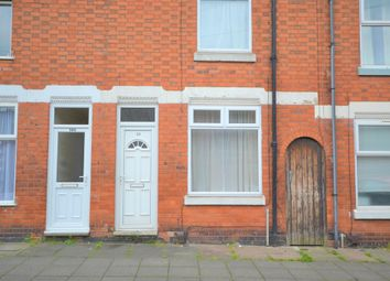 Thumbnail 2 bedroom terraced house for sale in Western Road, Leicester