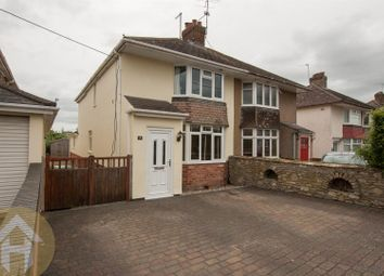 Thumbnail 3 bed semi-detached house for sale in Morstone Road, Royal Wootton Bassett, Swindon