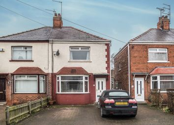 Thumbnail 3 bedroom semi-detached house for sale in Kingston Avenue, Hessle