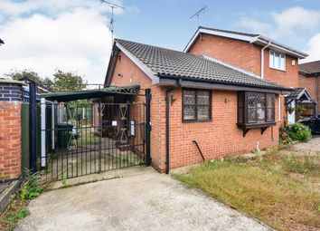Thumbnail 3 bed bungalow for sale in Pinewood Avenue, Edwinstowe, Mansfield, Nottinghamshire