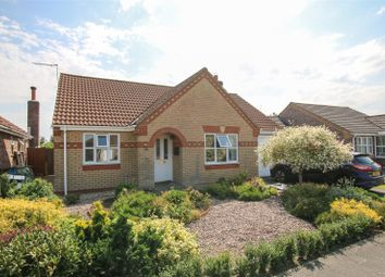 Thumbnail 2 bed bungalow for sale in The Ridings, Market Rasen, Lincolnshire