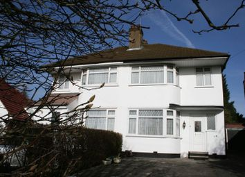 Thumbnail 3 bed semi-detached house to rent in Mount Grove, Edgware
