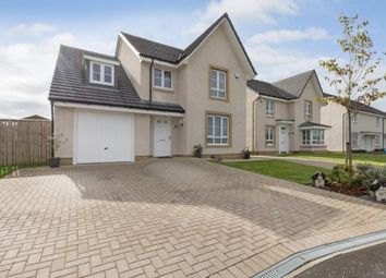 Thumbnail 4 bed detached house for sale in Kingsbarns Gardens, Westerwood, Cumbernauld, North Lanarkshire