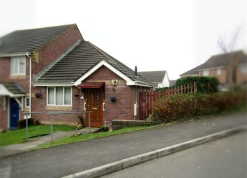 Thumbnail 2 bed semi-detached bungalow for sale in Brynhyfryd, Llangennech, Llanelli, Carmarthenshire