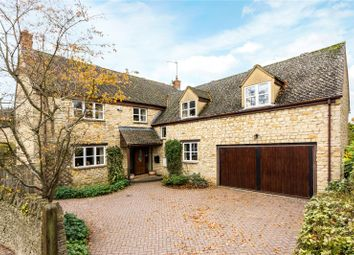 Thumbnail 4 bed detached house for sale in Woodway Road, Sibford Ferris, Banbury, Oxfordshire