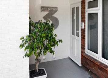 Thumbnail 2 bed flat for sale in Preston Hall Mews, The Street, East Preston, Littlehampton