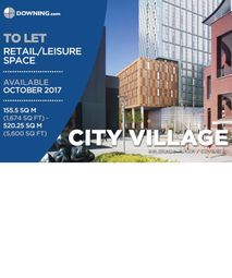 Thumbnail Leisure/hospitality to let in City Village, Belgrade Plaza, Coventry