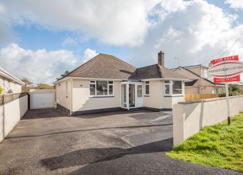 Thumbnail 3 bed detached bungalow for sale in Holtwood Road, Plymouth