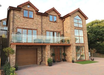 Thumbnail 5 bed detached house for sale in Pollard Close, Caerleon, Newport