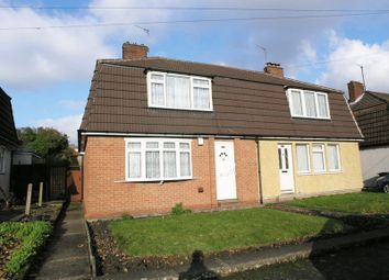 Thumbnail 3 bed semi-detached house for sale in Dudley, Netherton, Lawnwood Road