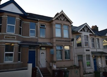 Thumbnail 6 bed terraced house for sale in Winston Avenue, Plymouth, Devon