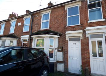Thumbnail 1 bedroom flat to rent in Foxhall Road, Ipswich