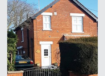 Thumbnail 3 bed detached house for sale in Charlton Road, Andover