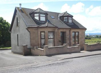 Thumbnail 3 bed detached house for sale in Coatbridge Road, Glenmavis, Airdrie, North Lanarkshire