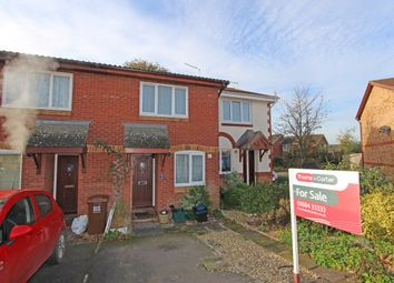 Thumbnail 2 bedroom terraced house for sale in Mead Close, Cullompton