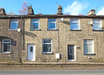 Thumbnail 2 bed terraced house for sale in Burnley Road East, Waterfoot
