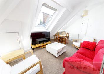 Thumbnail 2 bed flat for sale in Otterburn Villas, Jesmond, Newcastle Upon Tyne