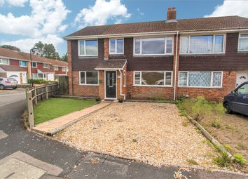 Thumbnail 4 bed semi-detached house for sale in Tenterton Avenue, Southampton
