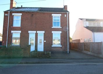 Thumbnail 3 bed semi-detached house for sale in Mill Street, Somercotes, Alfreton