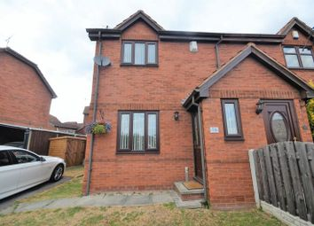 Thumbnail 2 bed semi-detached house for sale in 16 Orchard Way, Rotherham