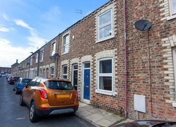 Thumbnail 2 bed terraced house to rent in Lower Ebor Street, York