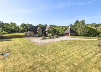 Mislingford, Hampshire PO17. 5 bed detached house for sale