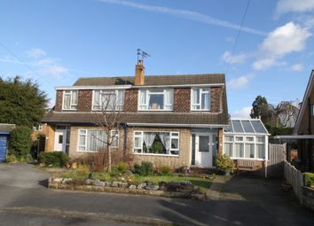 Thumbnail 3 bed semi-detached house for sale in Shirley Cresc, Breaston